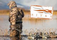 Одежда Sitka: -12% на цвет Waterfowl и Marsh