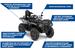 Квадроцикл Polaris SPORTSMAN TOURING XP 1000  2019